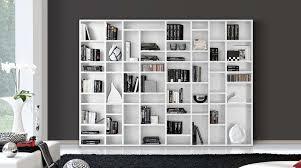 arredo librerie libreria componibile moderna a scaffali easy sololibrerie