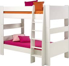 White Bunk Bed Frame Bunk Beds And Mattress Latitudebrowser