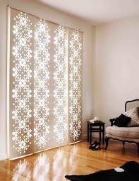 Sliding Panels For Patio Door Best 25 Sliding Panel Blinds Ideas On Pinterest Door Pertaining To