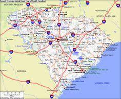 sc highway map south carolina myrtle myrtle pawley s