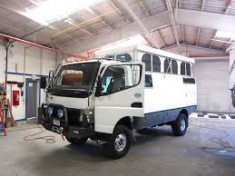 mitsubishi fuso 4x4 expedition vehicle mitsubishi west county explorers club