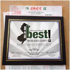 lings chinese kitchen home fords new jersey menu prices