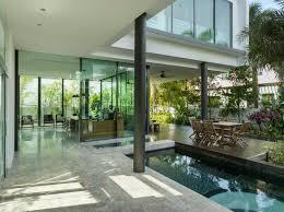 desain gapura ruang tamu 11 desain teras rumah mewah yang cantik arsitag