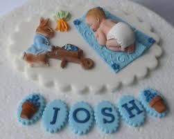 edible personalised peter rabbit christening baptism cake topper