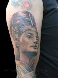 queen nefertari tattoo queen nefertiti tattoo drawing pesquisa google tattoos