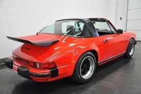 1986 porsche 911 targa 1986 porsche 911 targa in guards 21 600 spoiler pkg