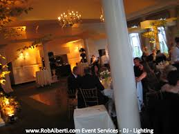 uplighting for weddings lighting your wedding reception rob alberti s event services