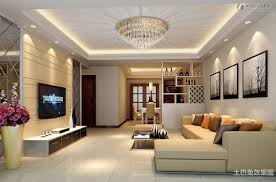 Decorating Ideas For Living Rooms With High Ceilings Stunning High Ceiling Living Room Ideas With Fantastic Lighting