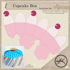 42 best cupcake printables images on pinterest cupcake boxes