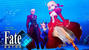 theme psp fate stay night fate extra 1st battle theme bgm youtube