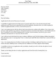 cover letter early years teacher essays and letters
