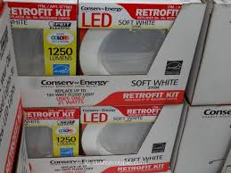 The Feit Electric Led 6 Inch Retrofit Kit With Costco Recessed
