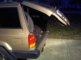 lexus trunk struts hatch door struts u0026 cleaning out the hole