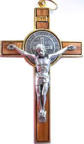 st benedict crucifix st benedict