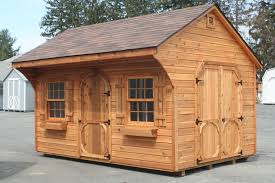storage shed house withal specialty buildings country cabin