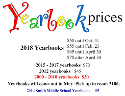yearbook prices shs yearbook home