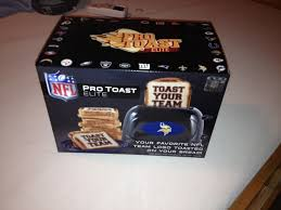 Nfl Toaster Vikings Toaster Secret Santa 2012 Redditgifts
