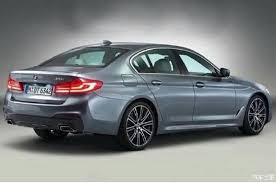 bmw 5 series offers 2017 bmw 5 series revealed in leaked photos autocar