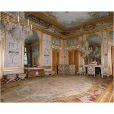 marie antoinette s gambling room at royal palace of fontainebleau