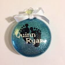 personalized ornaments typically simple