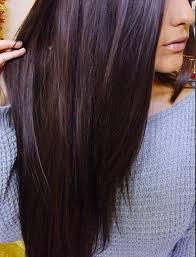 rich cherry hair colour long dark hair love i want this rich colour hair beauty