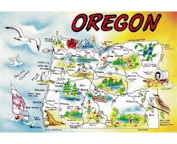 Map Of Ashland Oregon by Maps Of Oregon State Collection Of Detailed Maps Of Oregon State