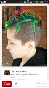 crazy hair ideas for 5 year olds boys 50 incredible halloween hairstyles halloween hairstyles crazy