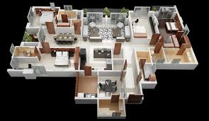 Home Plan Design 4 Bhk Argone Home