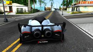 devel sixteen prototype devel sixteen pour gta san andreas