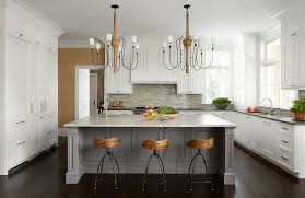 30 kitchens with statement ceiling lighting inspiration dering