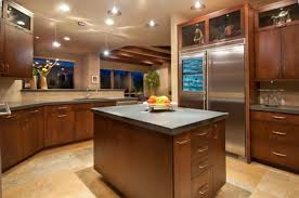 How To Clean Cherry Kitchen Cabinets by Charming Cherry Wood Kitchen Cabinets 2planakitchen