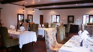 Crater Lake Lodge Dining Room by The Manor At Ngorongoro Crater Lodge At Shangri La Estate Near