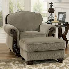 Best Furniture Living Room Chair And Ottomans  Chair - Family room chairs