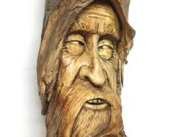 wood spirits and carvings curated by the wood carvers of etsy