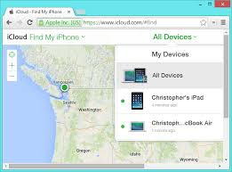 Find My Device How To Track Disable And Wipe A Lost Iphone Or Mac