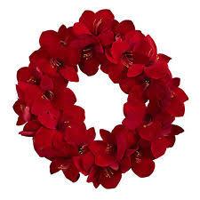 Silk Amaryllis Flowers - amaryllis floral décor ebay