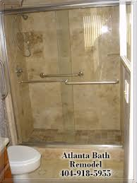 Tile Shower Ideas by Atlanta Shower Remodel Travertine Shower Ideas Pictures Images