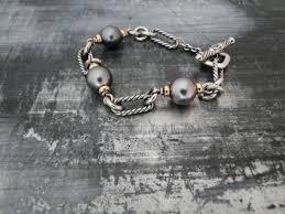 pearl bracelet ebay images David yurman tahitian pearl bracelet jpg