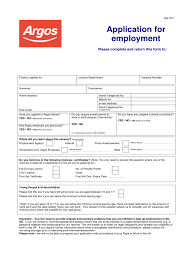 department store job application form 15 free templates in pdf