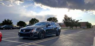 where is the cadillac cts made the cadillac cts v wagon one of the meanest practical domestic