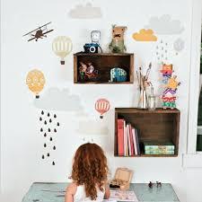 Creative Wall Design With Nursery Wall Decals Interior Design - Design a wall sticker