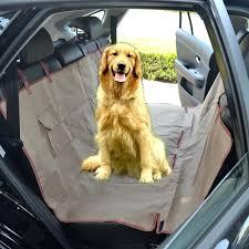 dog backseat hammock canine covers dog rear seat hammock zone tech