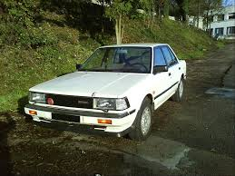 nissan urvan escapade modified modifications of nissan bluebird www picautos com