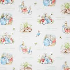 rabbit material caprice rabbit family fabric