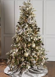Silver Metal Christmas Decorations by Top 5 Christmas Decorating Trends For 2015 Lifestyle Home