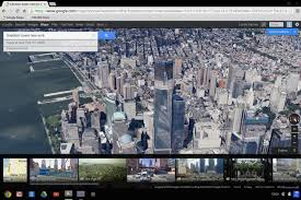 New York Google Map by Google Maps For Desktop Hands On With The World U0027s Most Advanced