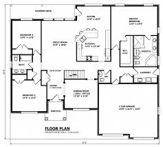 plan of house i the onsuite the laundry and the kitchen canadian home