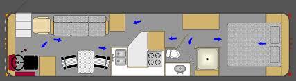 Skoolie Floor Plan Bus Conversion Plans Bus Conversion Floor Plans Bus
