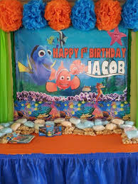 Finding Nemo Centerpieces by 91 Best Finding Dory Party Images On Pinterest Finding Dory
