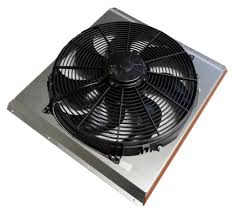 electric radiator fans and shrouds fx3300 series electric fans with integrated shrouds